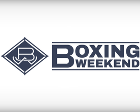 Boxing Weekend Logo