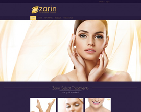 Zarin Medical Website