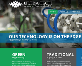 Ultra Tech Website Design
