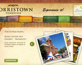 Morristown Website