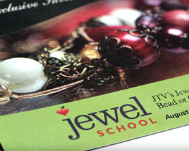 Jewel School Mailer