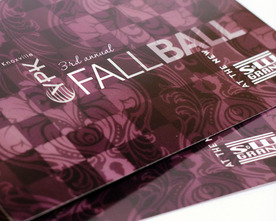 Fall Ball Self Mailer