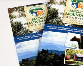 Smoky Mountain Discovery Brochure