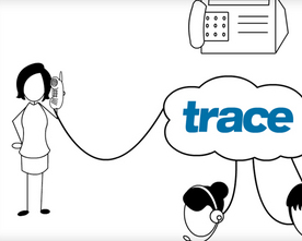 Trace Communications Animation