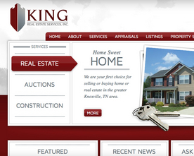 King Realty Website