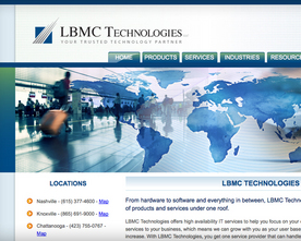 LBMC Technologies Website
