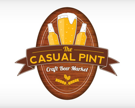 The Casual Pint Logo