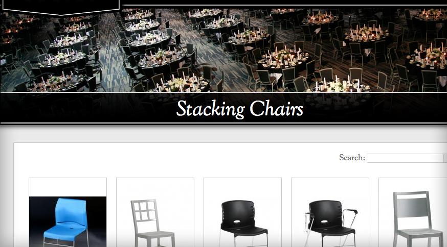 Daniel Paul Chairs Website & Portfolio - TradeMark Advertising